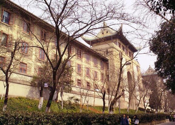 外国著名大学风景